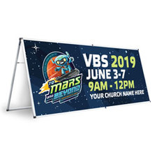 Space Theme Banners