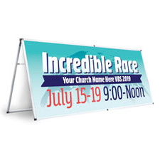 Worldwide Race Theme Banners