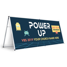 Video Game Theme Banners