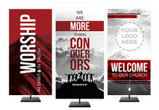 Welcome Series - Conquerors