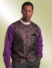 Clergy Vests & Jackets