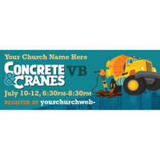 Construction Theme Banners