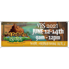 Wilderness Theme Banners