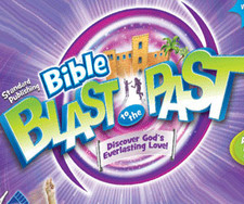 Blast to the Past VBS 2015