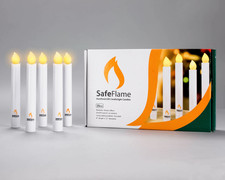 SafeFlame Battery Candles