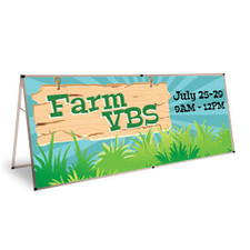 Farm Theme Banners