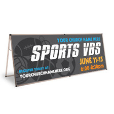 Sports Theme Banners