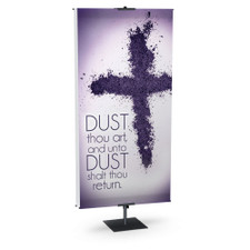Ash Wednesday Banners