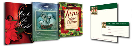 Christmas Church Bulletins