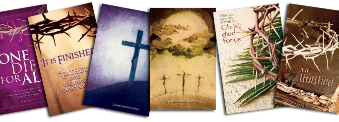 Good Friday Church Bulletins