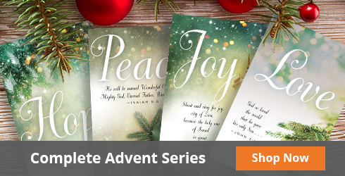 Christmas Church Bulletins | Concordia Supply