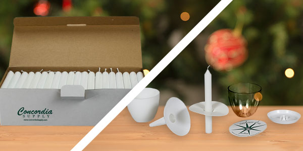 build your own candlelight set