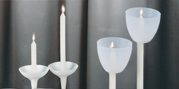 Candlelight Service Candles Vigil Candles Amp Holders