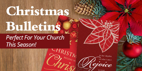 Christmas Bulletins
