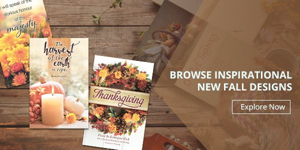 Fall & Thanksgiving Church Bulletins