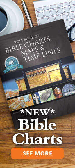 Bible Charts, Maps, & Timelines