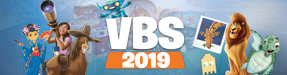 VBS 2019: Let the Fun Begin!