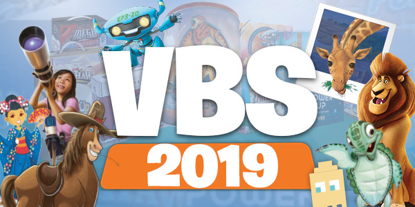 Vbs 2019 Themes Vacation Bible School Themes