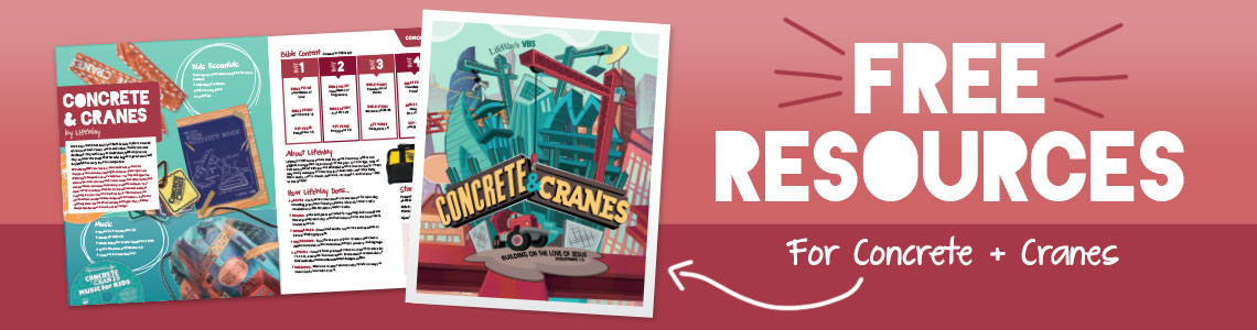 Concrete & Cranes Free Resources & Downloads