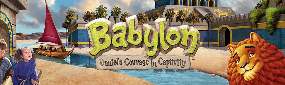 Image result for vacation bible school babylon