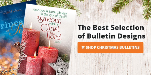 Shop Christmas Bulletins