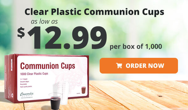 Communion Cups - Box of 1,000