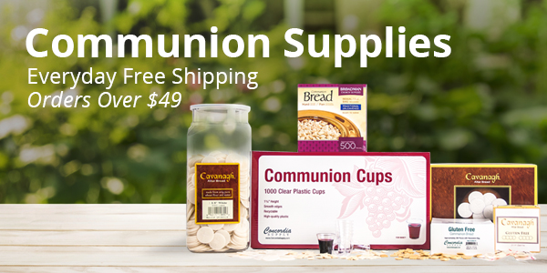 Communion - Stock up for Fall