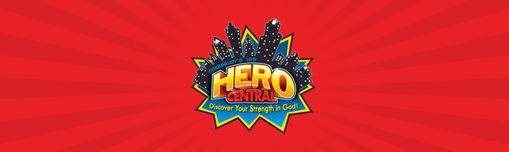 Image result for hero central vbs
