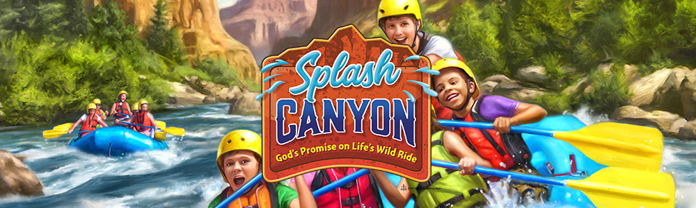 splash canyon vbs 2018