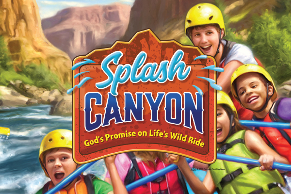 Image result for splash canyon vbs