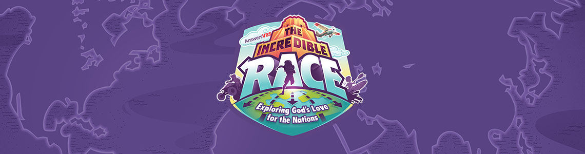 Answers in genesis vbs array the incredible race answers in genesis vbs 2019 rh concordiasupply com fandeluxe Images