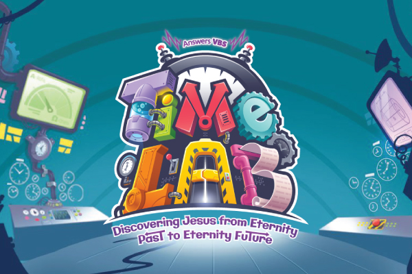 Time Lab Vacation Bible School Answers In Genesis Vbs 2018