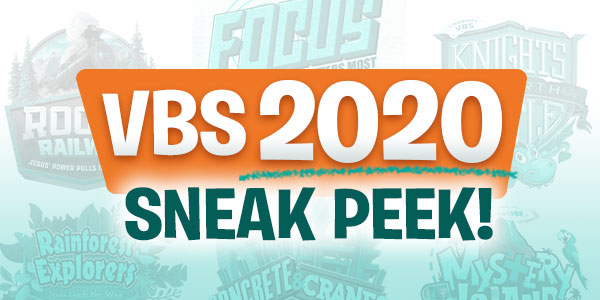 VBS 2020 Themes | Vacation Bible School Themes