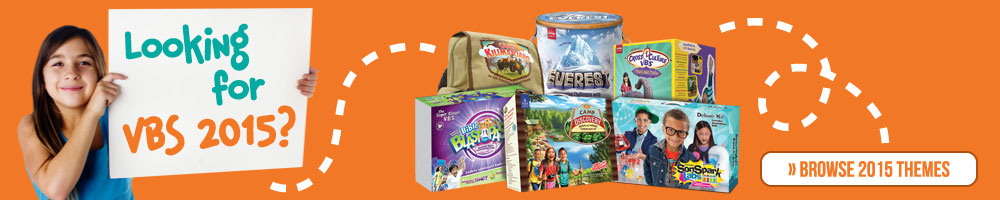 Camp Discovery VBS 2015 by CPH