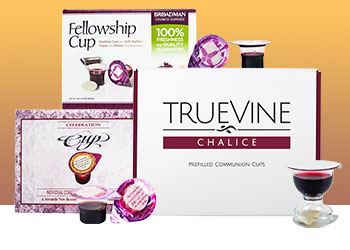 Prefilled Communion Supplies