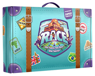 Answers VBS 2019 The Incredible Race Starter Kit