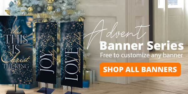 Advent Banner Series