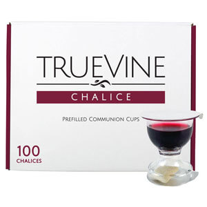 TrueVine Prefilled Communion