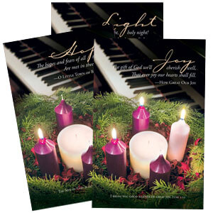 Piano & Candle Series - U3382