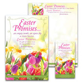Easter Bulletin Set: Easter Promises - U3899