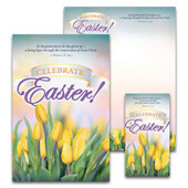 Easter Bulletin Set: Celebrate Easter! - U3928
