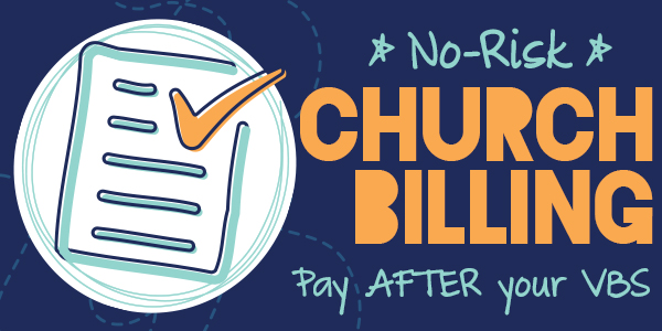 Pay After Your VBS