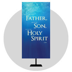 Baptism Banners