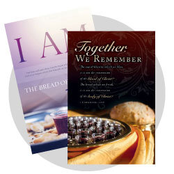 Communion Bulletins