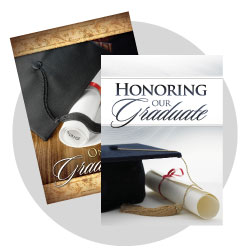 Graduation Boxed Cards