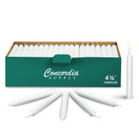 Candlelight Service Set of 50 Vigil Candles