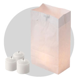 Bulk Candlelight Candles