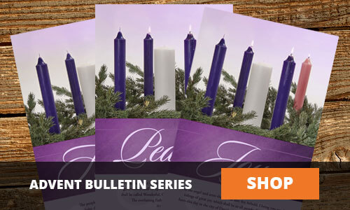 Advent Bulletin Series