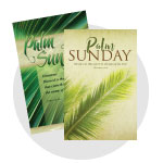 Palm Sunday Bulletins