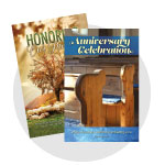 Pastor & Church Anniversary Bulletins